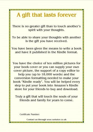 make your own voucher